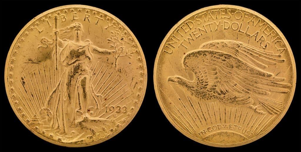 1933 Double Eagle