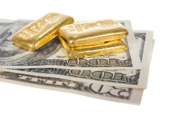 Gold and silver bullion price
